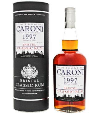 Bristol Bristol Caroni Trinidad & Tobago 1997 rum 0,7L 61,5%