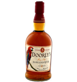 Doorlys Rum Doorlys 5 Years Old - Barbados