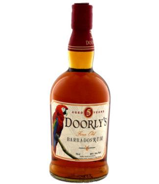 Doorlys Rum Doorlys 5 Years Old - Barbados
