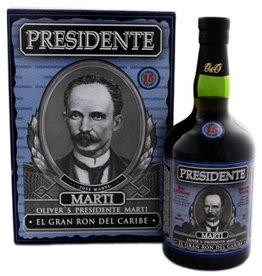Presidente 15 Years Old 700ml Gift box