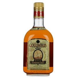 Columbus Columbus Anejo 7 Anos Rum