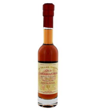 The Secret Treasures Secret Treasures Old Caribbean Rum 15 Years Old Solera 200ML