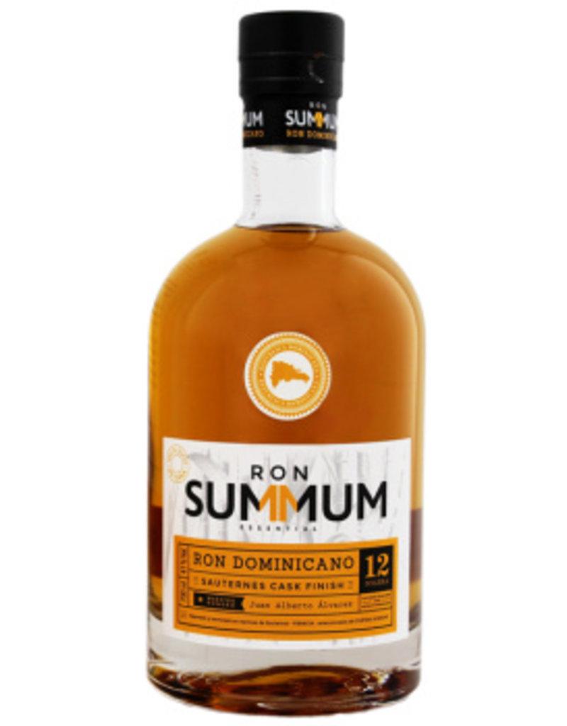 Summum 12YO Sauternes Cask Finish 0,7L Gift Box