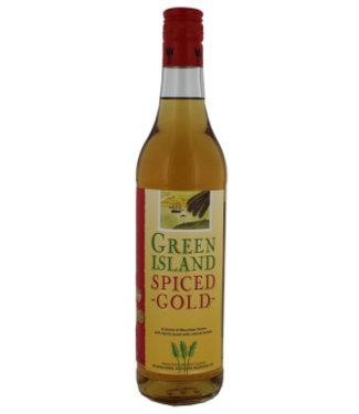 Green Island Rum Green Island Spiced Gold - Mauritius