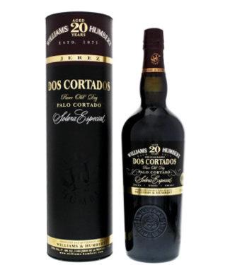 Dos Cortados Solera Especial 20YO Palo Cortado 0,75