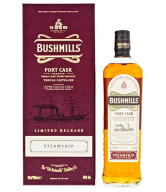 Bushmills Steamship Collection Limited Release 0,7L 40