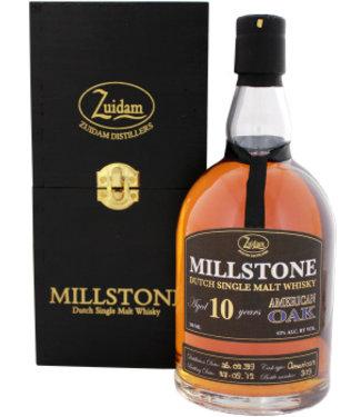 Zuidam Zuidam Millstone Malt Whisky 10 Years Old American Oak 700ml Gift box