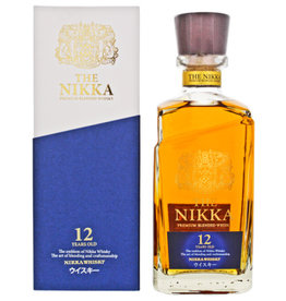 Nikka 12 YO Premium Blended Whisky 0,7L 43%