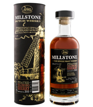Zuidam Millstone Oloroso Sherry Special No.15 0,7L