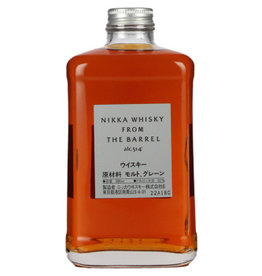 Nikka Nikka From The Barrel 500ml Gift box