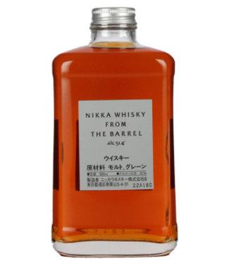 Nikka Nikka From The Barrel 500ml Gift box
