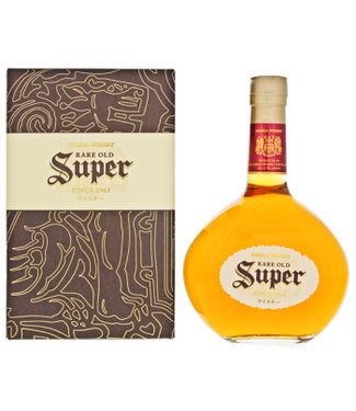 Nikka Super Rare Old whisky + doos 0,7L 43%