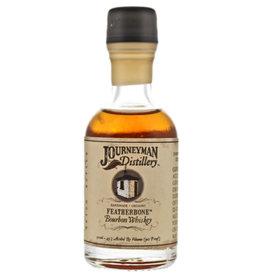 Journeyman Featherbone Bourbon 0,05L 45%