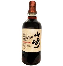 Yamazaki Sherry Cask Single Malt Whisky 2016 0,7L