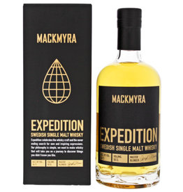Mackmyra Expedition Swedish Single Malt Whisky 0,5L