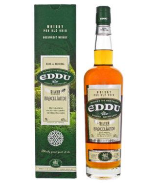 Eddu Silver Broceliande whisky 0,7L 42%