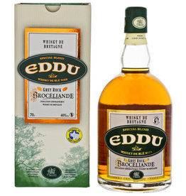 Eddu Grey Rock Broceliande whisky 0,7L 40%