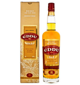 Eddu Gold whisky 0,7L 43%
