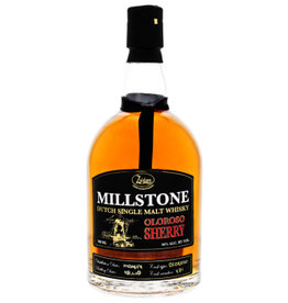 Zuidam Millstone Oloroso Sherry Cask 2014 0,7L 46%