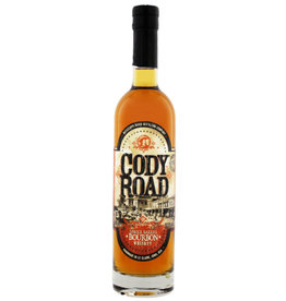 MRDC Cody Road Single Barrel Bourbon 0,5L