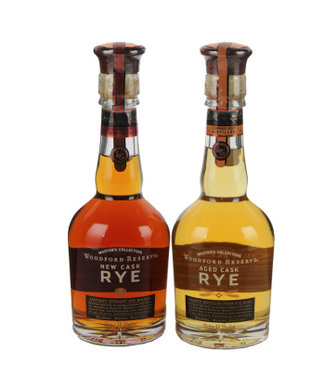 Woodford Woodford Reserve Rare Rye Master Collection 2x0,35L Gift box