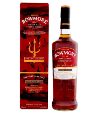 Bowmore Bowmore The Devils Casks III Non Chill-Filtered 0,7L