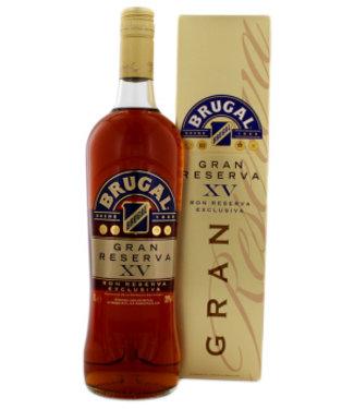 Brugal Brugal Gran Reserva XV Exclusiva 1 Liter Gift box
