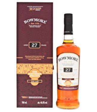 Bowmore Bowmore 27YO The Vintners Trilogy 0,7L 48,3%
