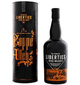 The Dublin Liberties Copper Alley 10YO Single Malt Irish Whiskey 0,7L -GB-