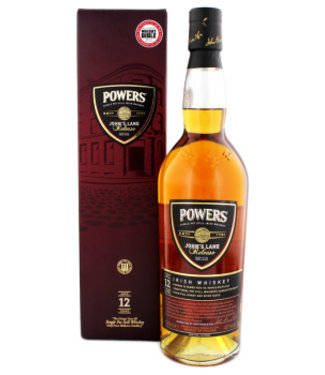 Powers Powers John's Lane 12 Years Old 700ml Gift box