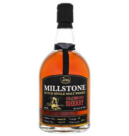 Zuidam Millstone Oloroso Sherry Cask 2013 0,7L 46%