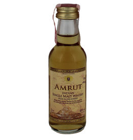 Amrut Malt Whisky Miniatures 50ml Gift Box