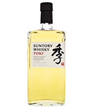 Toki Suntory Japanse Whisky 0,7L 43%