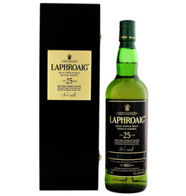 Laphroaig Laphroaig 25 years old Cask Strength single malt Whisky