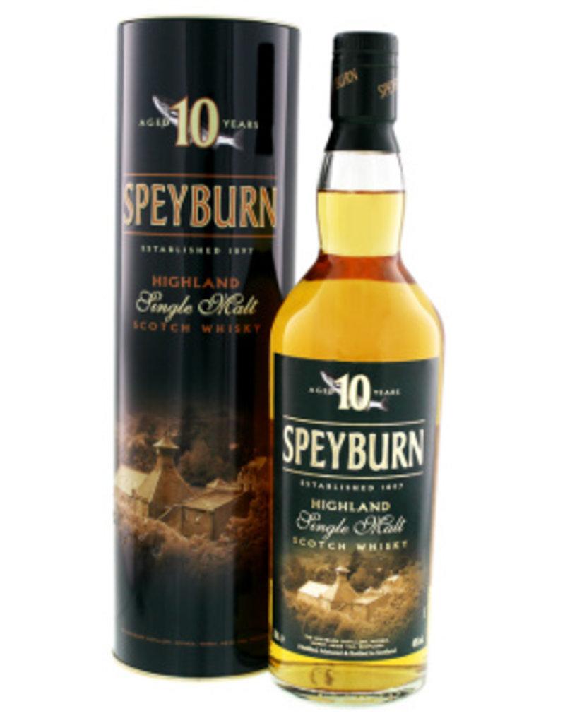 Speyburn Speyburn 10 Years Old Malt Whisky 700ml Gift box