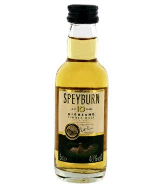 Speyburn Speyburn 10 Years Old Malt Whisky Miniatures 50ML