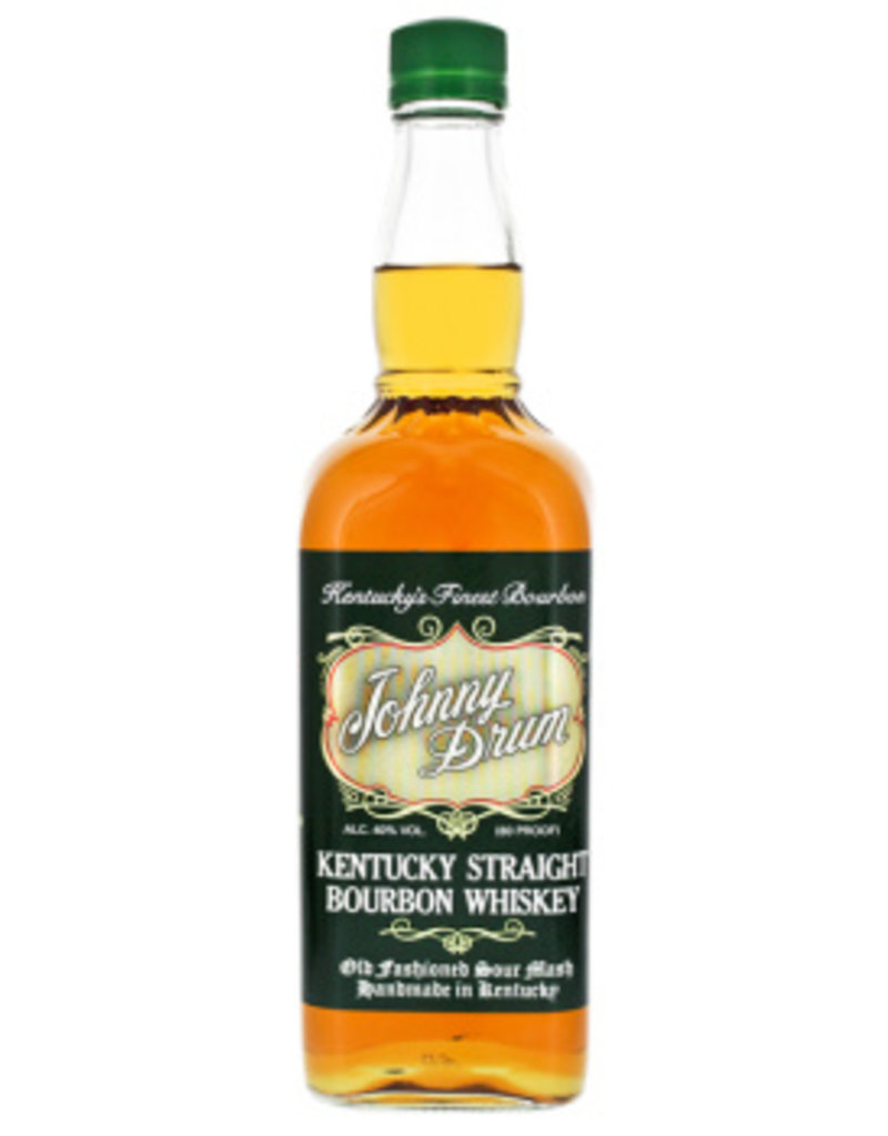 Johnny Drum green Label whiskey 0,7L 43%