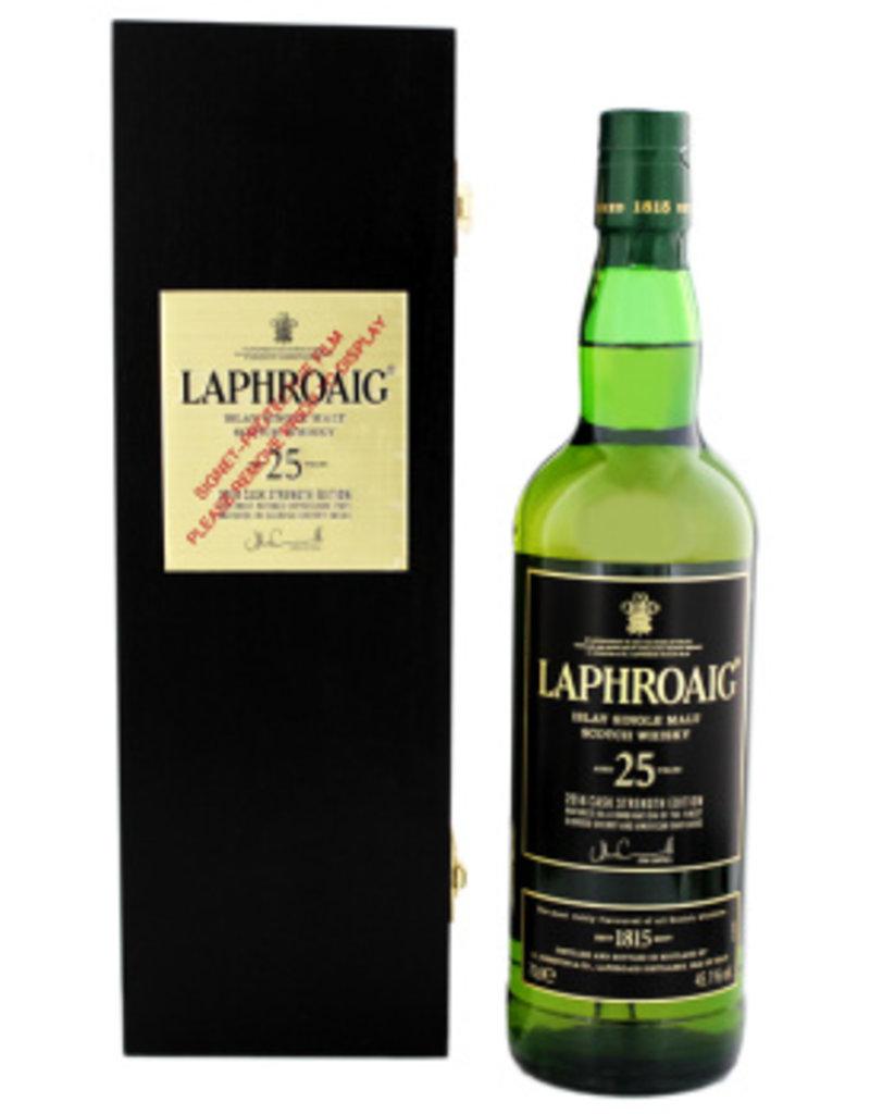 Laphroaig 25YO Edition 2014 0,7L 45,1%