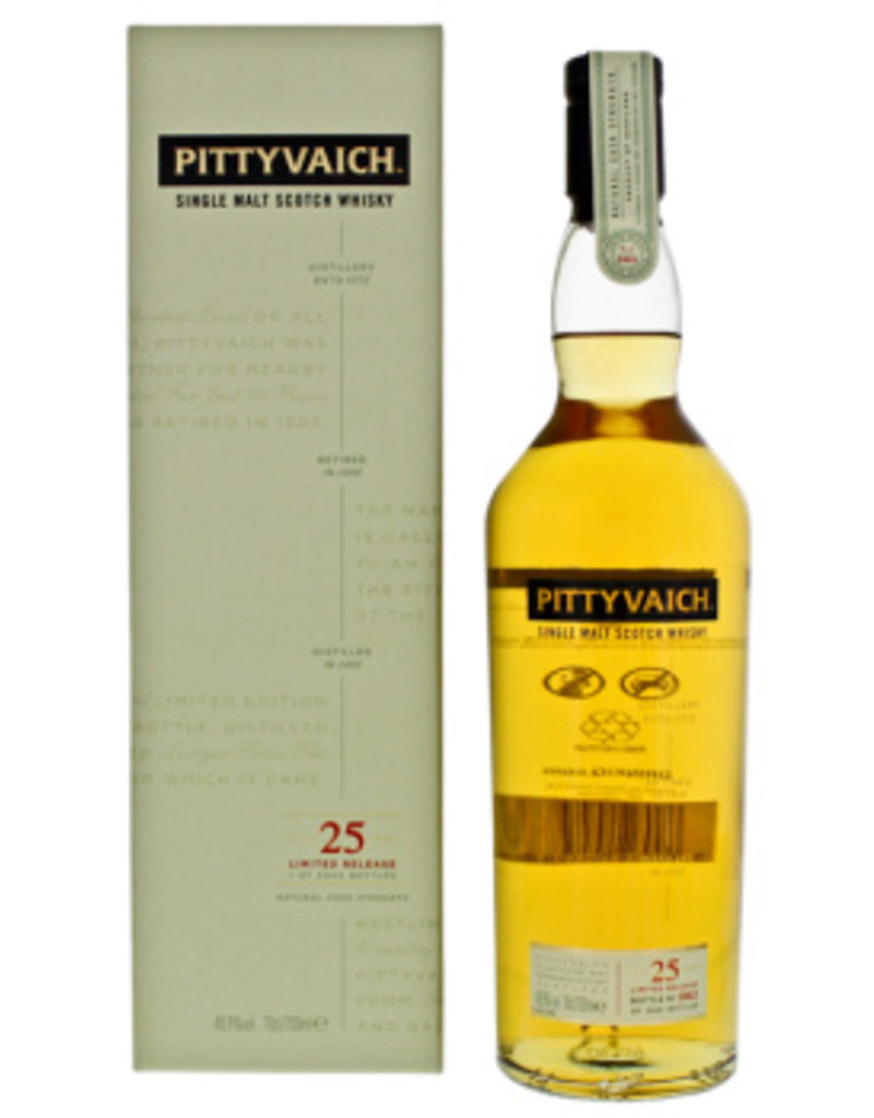 Pittyvaich 1989 25YO Special Release 2015 0,7L 49,9%