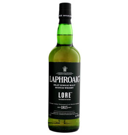 Laphroaig Laphroaig Lore Islay single malt Scotch whisky