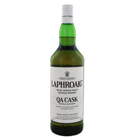 Laphroaig QA Cask Islay single malt whisky 1L 40%