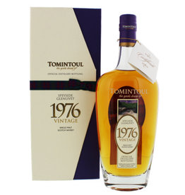 Tomintoul Tomintoul Vintage 1976 700ml Gift box