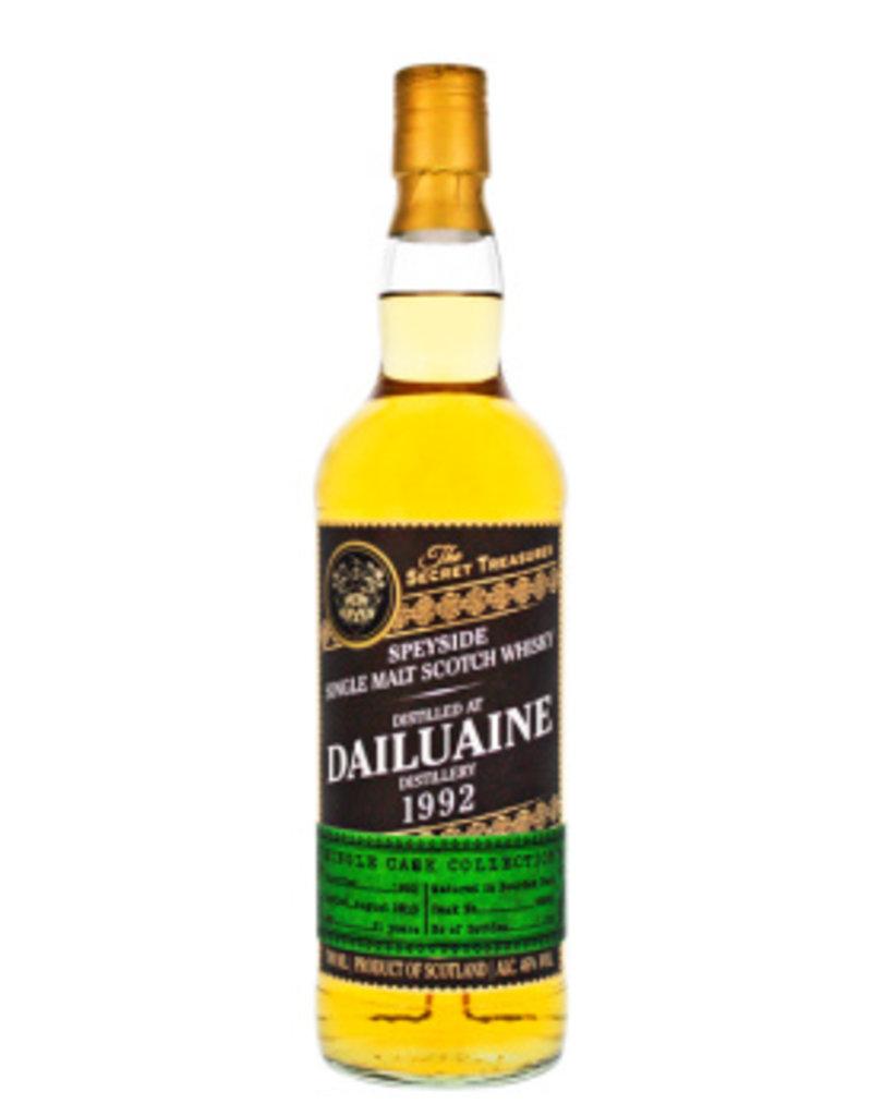 The Secret Treasures Dailuaine 21YO 1992 0,7L 46%