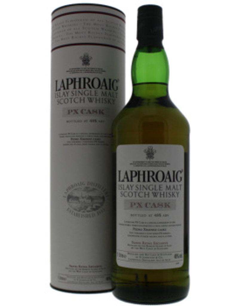 Laphroaig PX Cask Islay single malt whisky 1L 48%