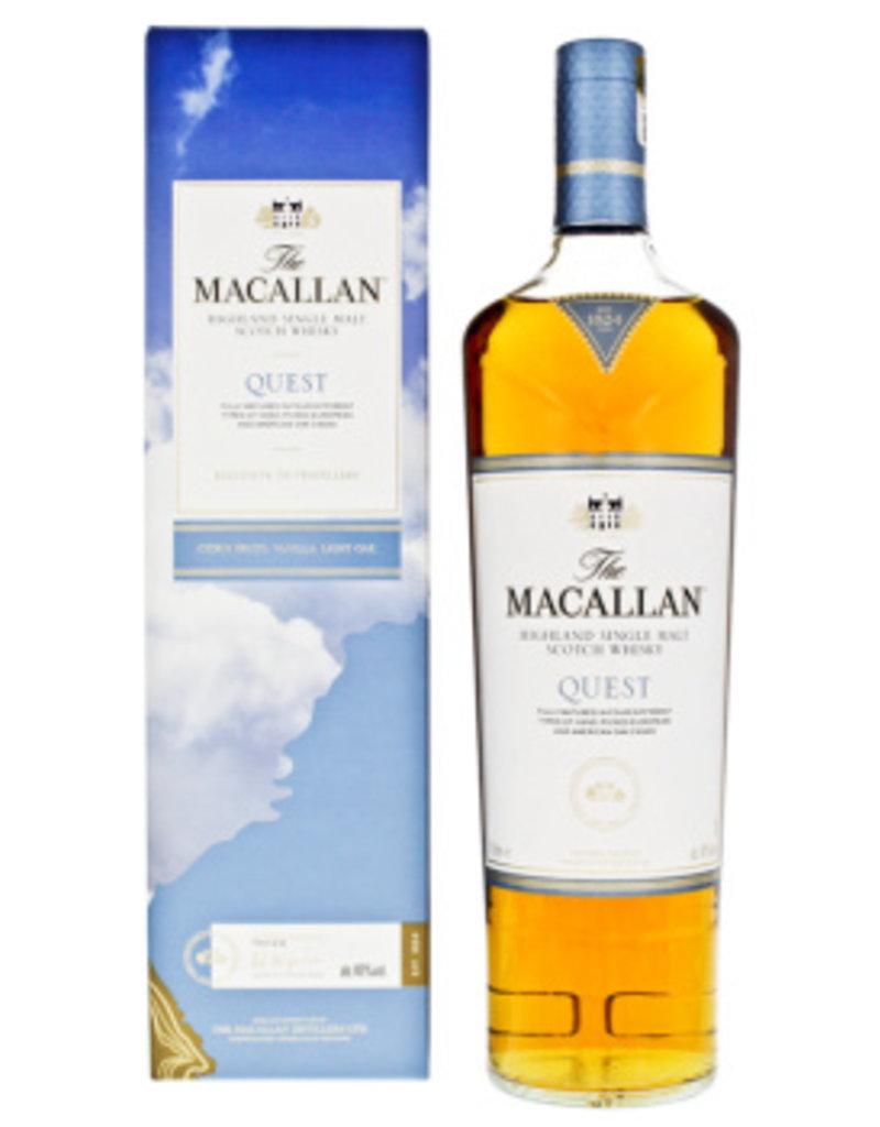 The Macallan Quest highland single malt 1L 40%
