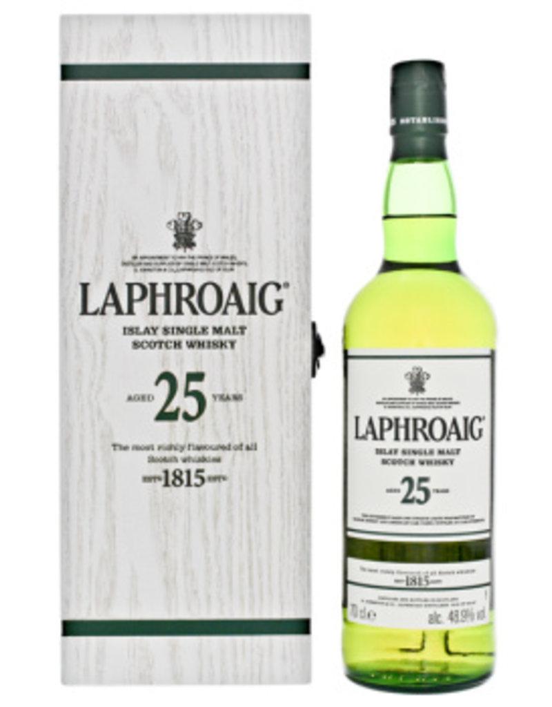Laphroaig 25 YO Cask Strength 2017 0,7L 48,9%