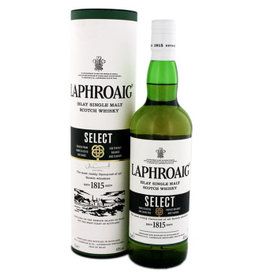 Laphroaig Laphroaig Select Whisky 700ml Gift Box