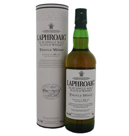 Laphroaig Laphroaig Triple Wood 700ml Gift box