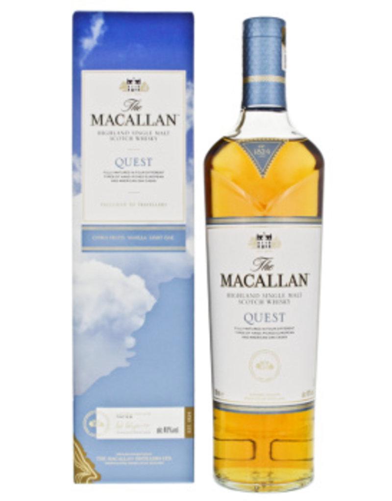 The Macallan Quest highland single malt 0,7L 40%