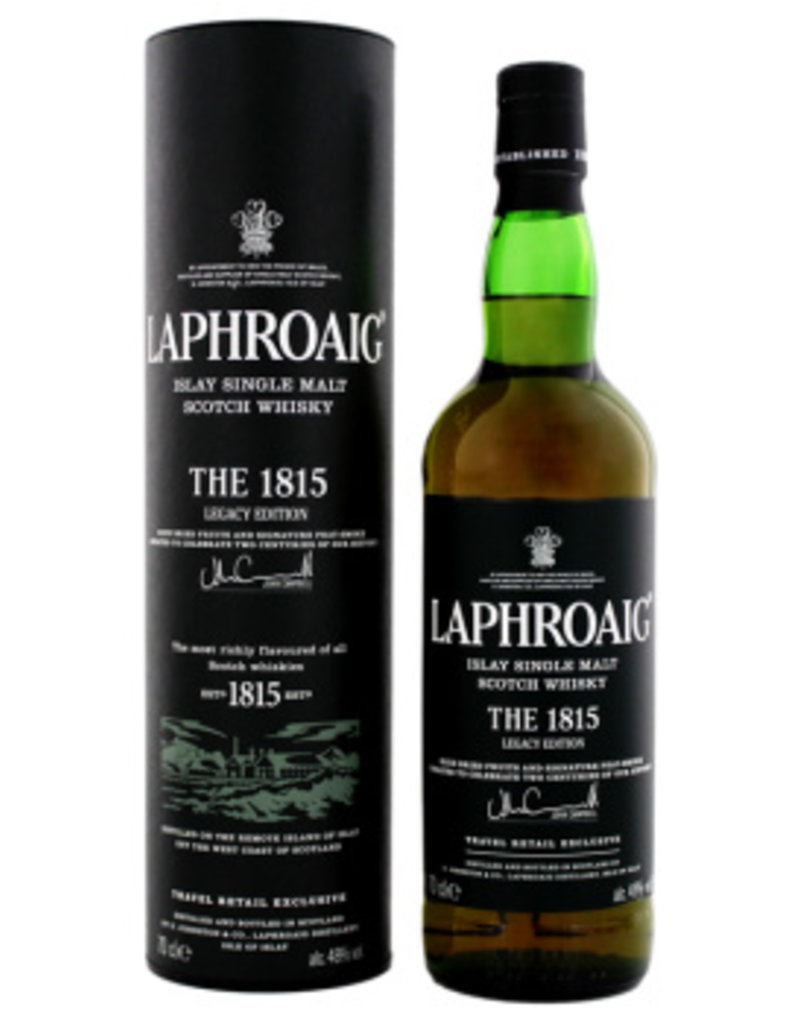 Laphroaig Laphroaig The 1815 Legacy Edition 0,7L Gift Box